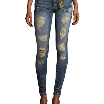 Robins Jeans Marilyn Mid-Rise Skinny Jeans