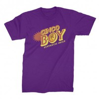 Cinco Boy Tee
