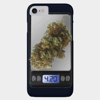 420 Phone Case Phone Case By Kushcoast Design By Humans