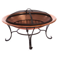 You should see this Shayne Fire Pit in Copper on Daily Sales!