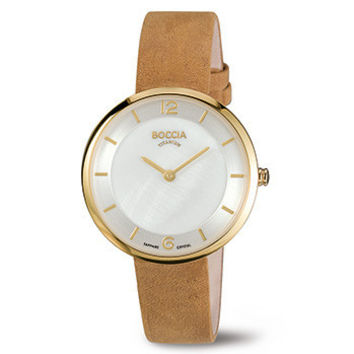 3244-03 Ladies Boccia Titanium Watch