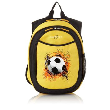 Obersee Kids Pre-School All-In-One Backpack With Cooler - Soccer