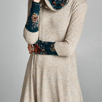 She's A Wildflower Tunic