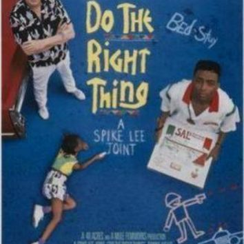 Do The Right Thing poster 24x36