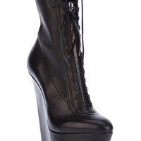 Casadei Wedge Boot