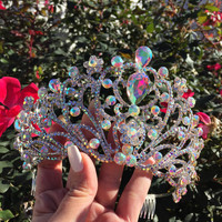 Crystal Queen Tiara / Crown