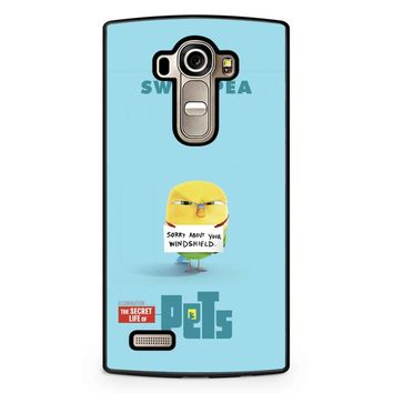 The Secret Life Of Pets Sweetpea Poster LG G4 Case