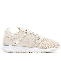 New Balance 247 Sneaker in Bone & White