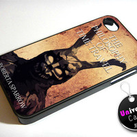 Donnie Darko The Philosophy of Time Travel iPhone 4S Case Hard Plastic