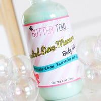 Frosted Lime Macaroon Moisturizing Body Wash 8oz