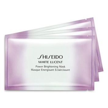 Shiseido 'White Lucent' Instant Fix Mask Total Brightening | Nordstrom