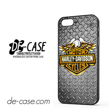 Harley Davidson Motorcycle Logo For Iphone 5 Iphone 5S Case Phone Case Gift Present