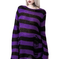 Wonka Knit Sweater [B]