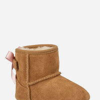 Ugg Jesse Bow Baby Boots Chestnut  In Sizes