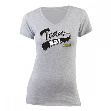 Womens Impractical Jokers Team Sal T-Shirt