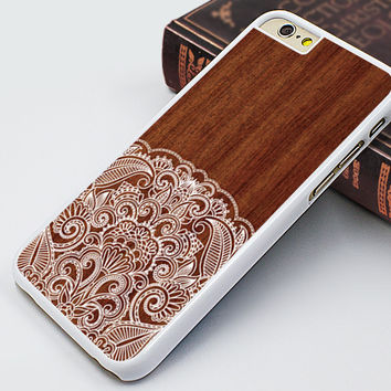 classical iPhone 6/6S case,lace wood grain iPhone 6/6S plus case,lacework iphone 5s case,customizable iphone 5c case,art iphone 5 cover,personalized iphone 4s case,iphone 4 cover