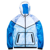 NIKE LAB FRAGMENT TECH JACKET - UNIVERSITY BLUE | Undefeated
