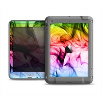 The Neon Glowing Fumes Apple iPad Air LifeProof Fre Case Skin Set