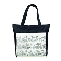 Women's luxury designer cotton canvas tote/ Handbag
