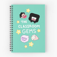 The Classroom Gems! // Steven Universe Crystal Gems Chibi by hocapontas