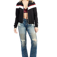 RETRO TRACK WOMENS JACKET