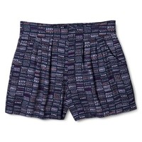Mossimo Supply Co. Junior's Printed Soft Short - Assorted Colors