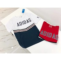 ''ADIDAS '' Women Simple T-shirt
