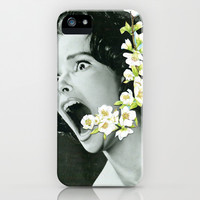 Scream iPhone & iPod Case by Ben Giles