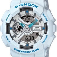Casio Men's GA110SN-7A G-Shock Magnetic Resistance Multi-Function Digital Sport Watch
