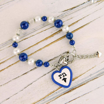 RN bracelet, RN jewelry, rn gifts, nurse bracelet, nurse jewelry, rn accessories