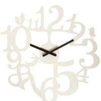 On a Whimsy Wall Clock | Mod Retro Vintage Wall Decor | ModCloth.com