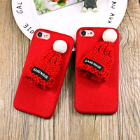 Phone Case Christmas Red Hats [8365216065]