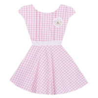 Little Charmer Girl Scout Dress – Bonne Chance Collections