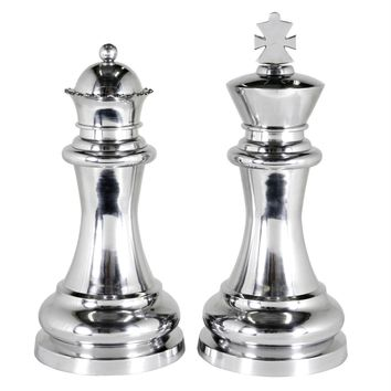 Chess King & Queen - XL *set of 2) | Eichholtz