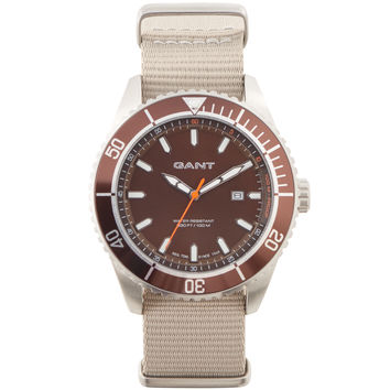 Seabrook Military Watch - Brown