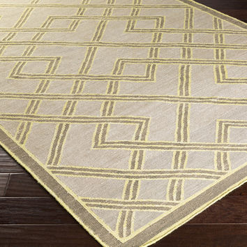 Brighton Area Rug |  Geometric Rugs Hand Woven | Style BTN4000
