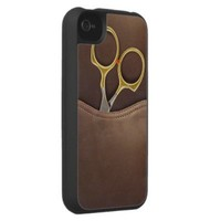 Hair Stylist iPhone 4 Cases from Zazzle