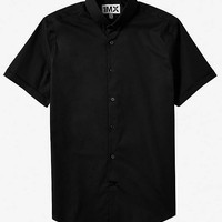 Fitted Short Sleeve 1MX Shirt from EXPRESS