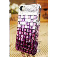 Gullei Trustmart Mosaic Rhinestone Case: iPhone 4S / 4 / 3GS iPod Touch 4G