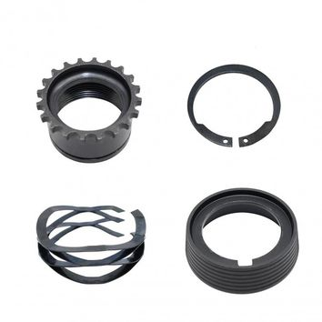 Magorui Delta Ring Assembly Barrel Nut Kit for .223/5.56 Rifle