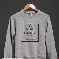 Gatsby (COCO Parody Sweater)-Unisex Heather Grey Sweatshirt