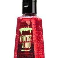Anti-bacterial Hand Gel Pocketbac Vampire Blood 1 Fl Oz Bath and Body Works