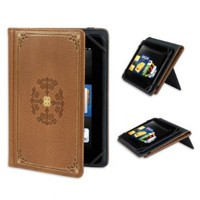 "Verso ""Prologue"" Standing Cover for Kindle Fire HD 8.9"",  Antique Tan (will only fit Kindle Fire HD 8.9"")"