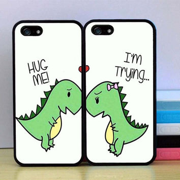 Couple phone case,couple phone case, Fits iphone 4/4s 5/5s 5c 6 6 plus galaxy S3 S4 S5 S6 double case