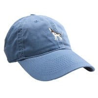 Howlin' Hound Hat in Lake Blue by Southern Fried Cotton