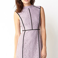 Lovely Lace Sheath Dress