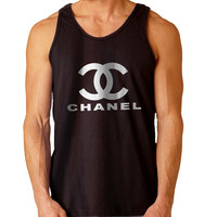 CC Chanel For Mens Tank Top and Womens Tank Top *