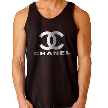CC Chanel For Mens Tank Top ***
