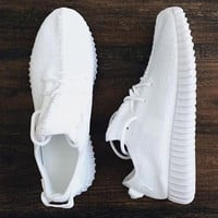 Adidas Women Yeezy Boost Running Sports Shoes Sneakers
