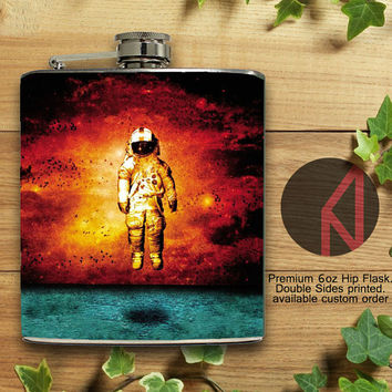 Brand New Deja Entendu 6oz Hip Flask